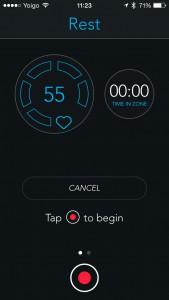 Mio GO iOS, captura 5