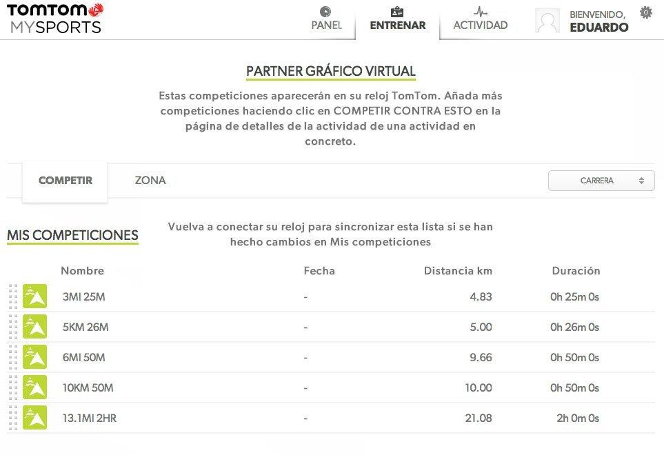 MySports TomTom 3