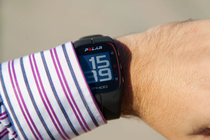 Polar M400, reloj de diario