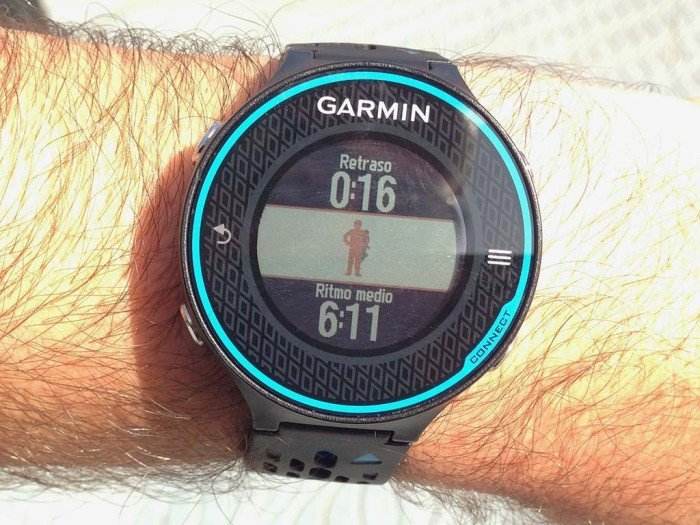Virtual Partner Garmin 620 2