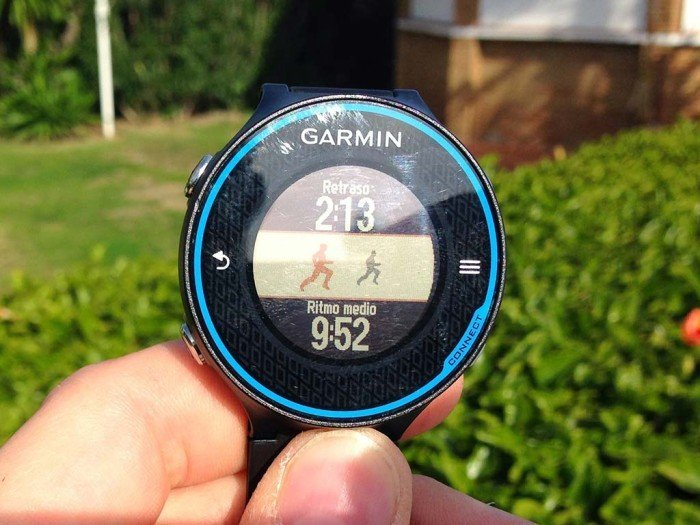 Virtual Partner Garmin 620 3