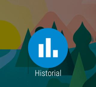 Google Fit, historial