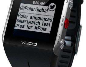 Notificaciones Polar V800
