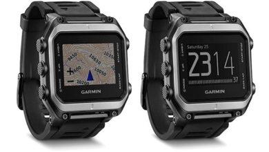 Foto de Garmin Epix, el reloj GPS multideporte con mapas a todo color