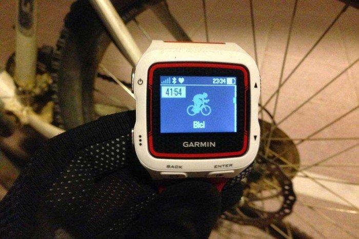 Garmin 920xt - Ciclismo