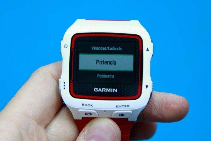 Garmin 920xt - Sensores de ciclismo