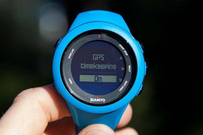 GPS Timekeeping