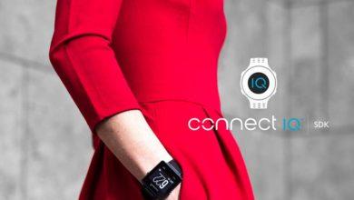 Foto de Connect IQ, la plataforma de aplicaciones de Garmin