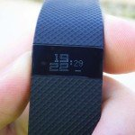 Fitbit Charge HR - Hora