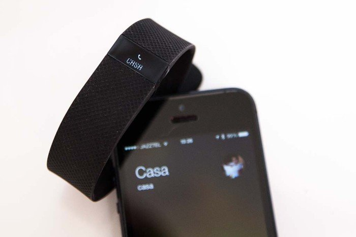 Fitbit Charge HR - Notificación