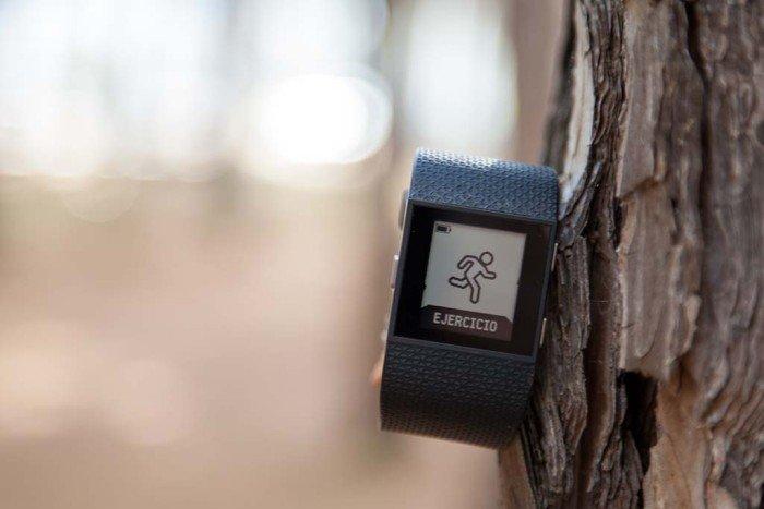 Fitbit Surge - Ejercicio