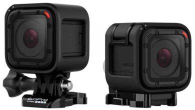 Foto de Hero 4 Session es la cámara más pequeña de GoPro hasta el momento