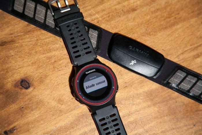 Garmin 225 - Añadir sensor externo