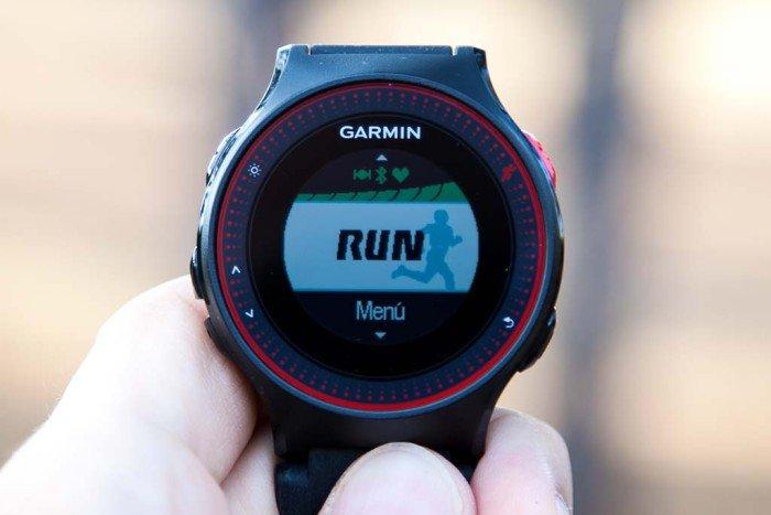 Garmin Forerunner 225 - Listo para correr