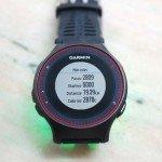 Garmin Forerunner 225 - Objetivo de actividad dinámico