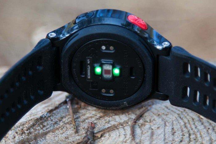Garmin Forerunner 225 - Sensor óptico