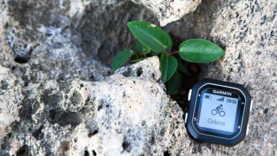 Foto de Garmin Edge 25, el ordenador de ciclismo con GPS más pequeño | Análisis completo