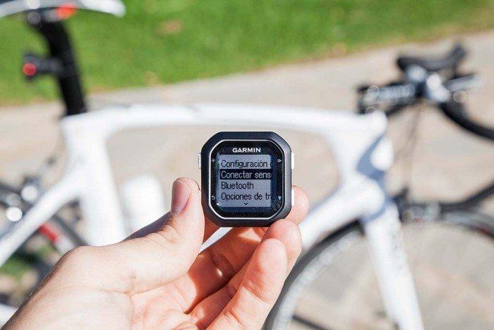 Garmin Edge 25 - Emparejar sensor