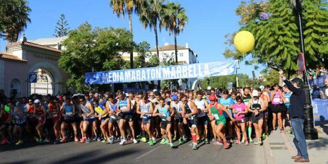 Media Maratón de Marbella 2015