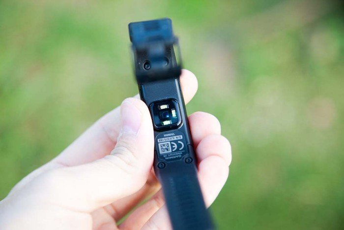Garmin Vivosmart HR - Sensor óptico