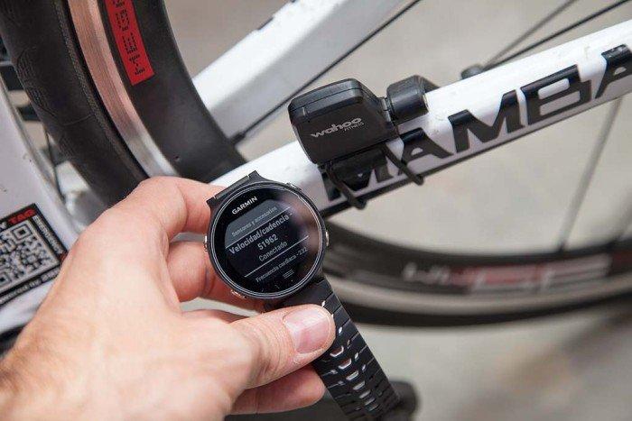 Garmin FR630 - Sensor de cadencia