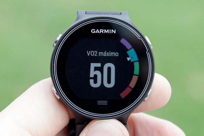 Garmin Forerunner 630 - VO2Max