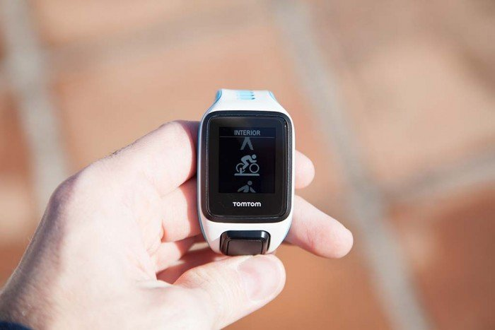 TomTom Runner 2 - Ciclismo interior