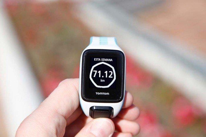 TomTom Runner 2 - Monitor de actividad semanal