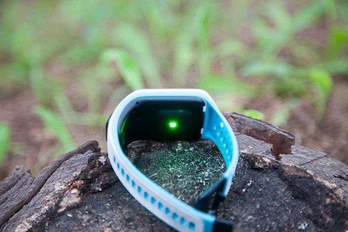 TomTom Runner 2 - Sensor óptico