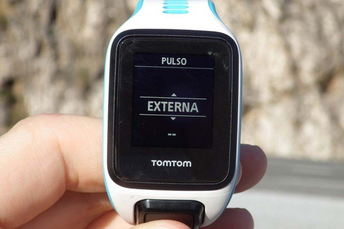 TomTom Runner 2 - Sensor de pulso externo