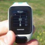 TomTom Spark - Gráficas adicionales de pulso
