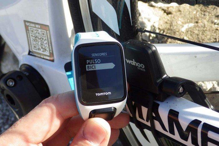TomTom Runner 2 - Sensor de bici