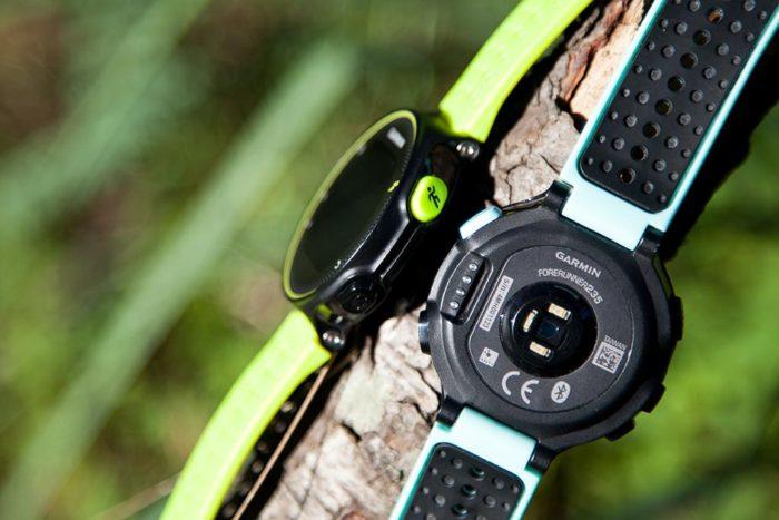 Garmin Forerunner 230/235 - Sensor de pulso óptico