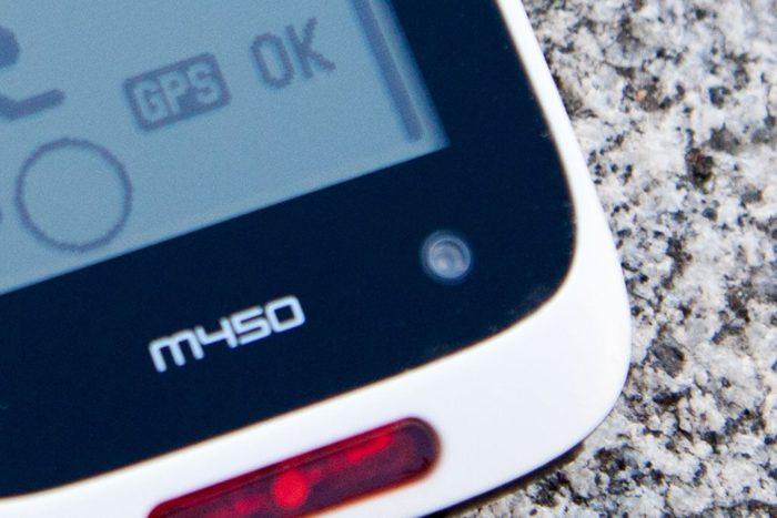 Polar M450 - Sensor de iluminación