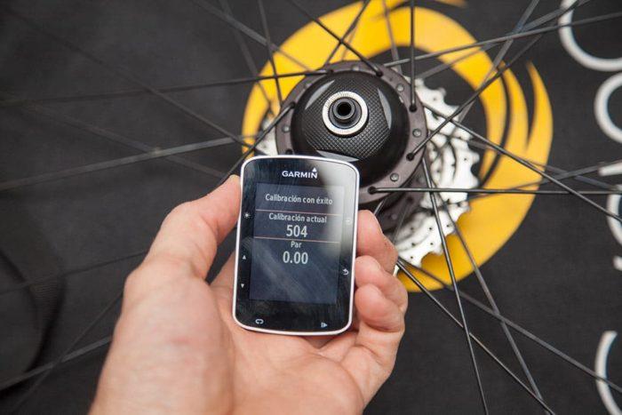Powertap G3 - Calibración