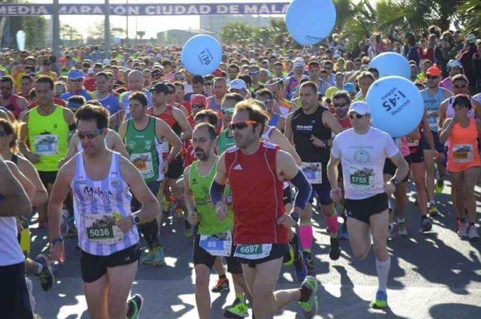 Liebres Media Maratón de Málaga
