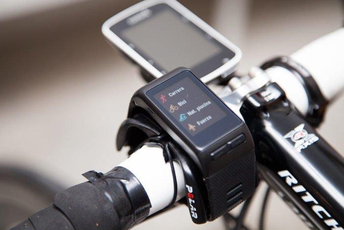 Garmin Vivoactive HR - Bici