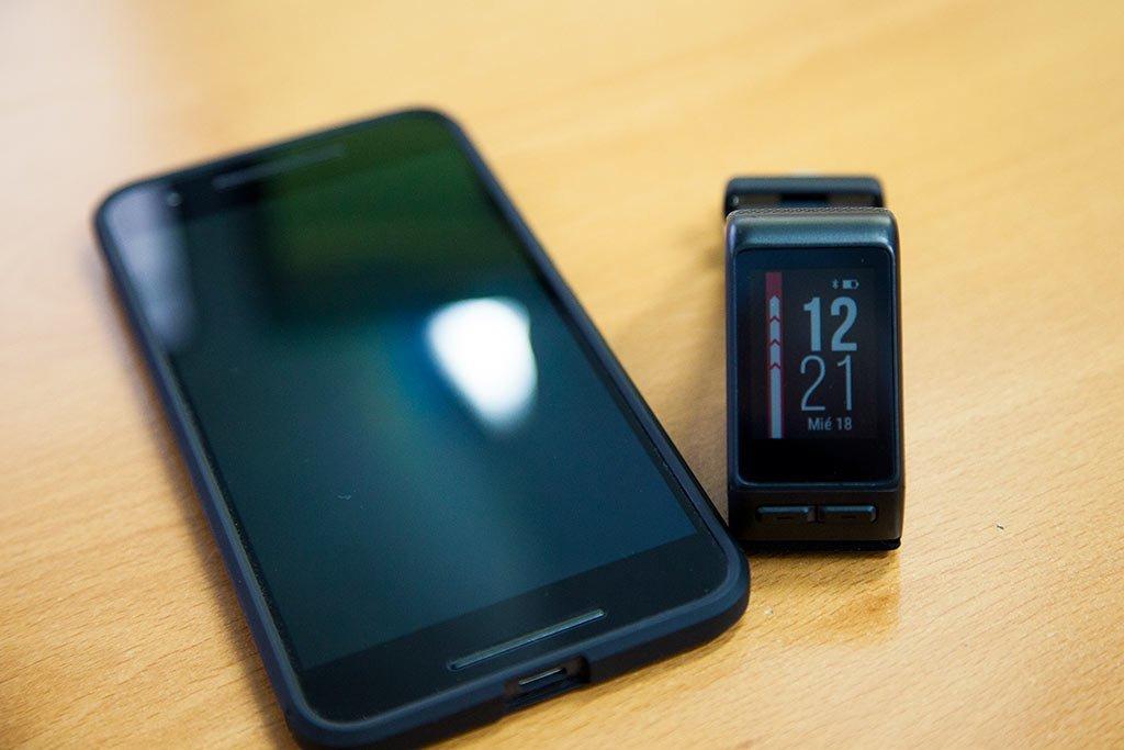 User manual Garmin vivoactive 3 vs Fitbit ionic Vs Fenix 5x