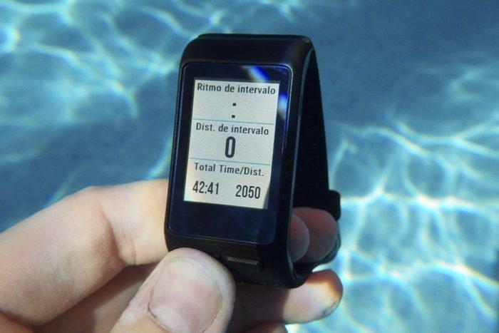 Garmin VIvoactive HR - Natación piscina