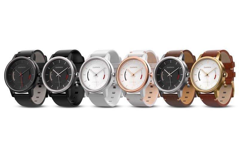 última selección de 2019 buena reputación venta caliente más nuevo Garmin Vivomove, el reloj analógico con monitor de actividad ...