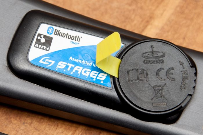 Stages - Conectividad Bluetooth Smart y ANT+