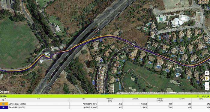 Garmin Forerunner 735XT - GPS