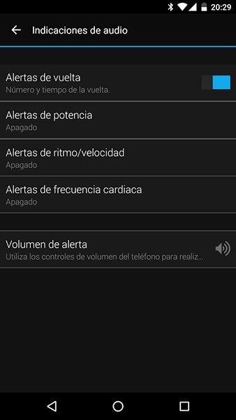 Garmin 735XT - Notificaciones habladas
