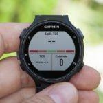 Garmin 735XT - Dinámica de carrera