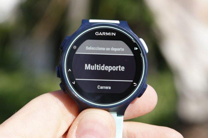 Garmin 735XT - Perfil multideporte