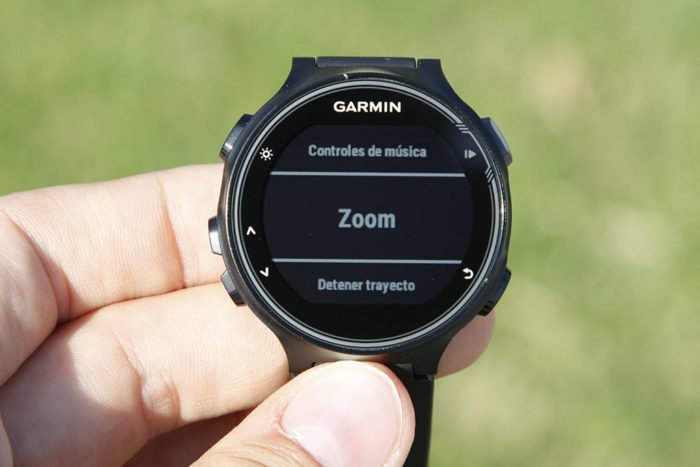 Garmin 735XT - Zoom