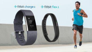 Fitbit Charge 2 - Fitbit Flex 2