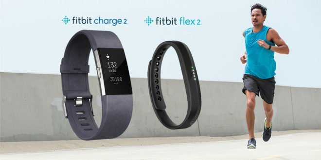Fitbit Charge 2 - Fitbit Flex 2
