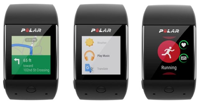 Polar M600 - Android Wear
