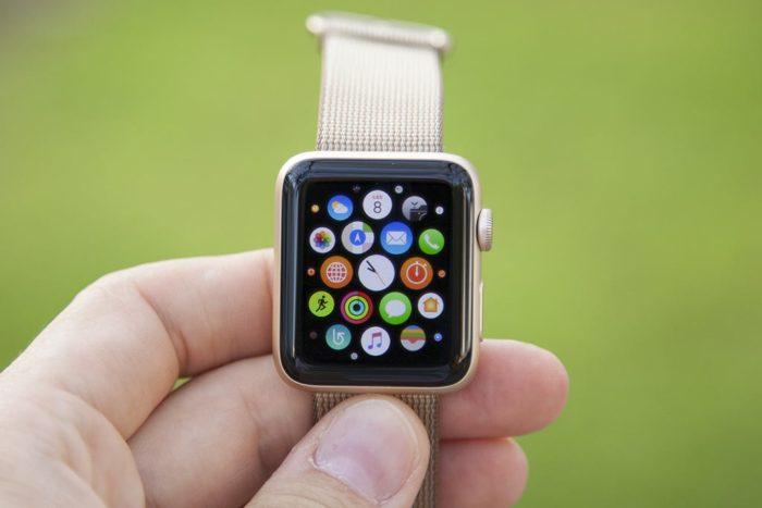 Apple Watch S2 - Apps